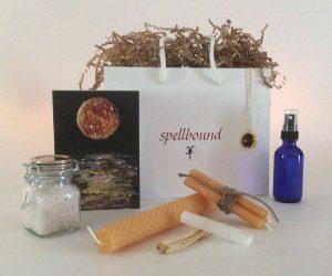 Release Bag, Ritual, Handwritten Spell