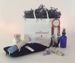 Sleep Bag, Ritual, Handwritten Spell